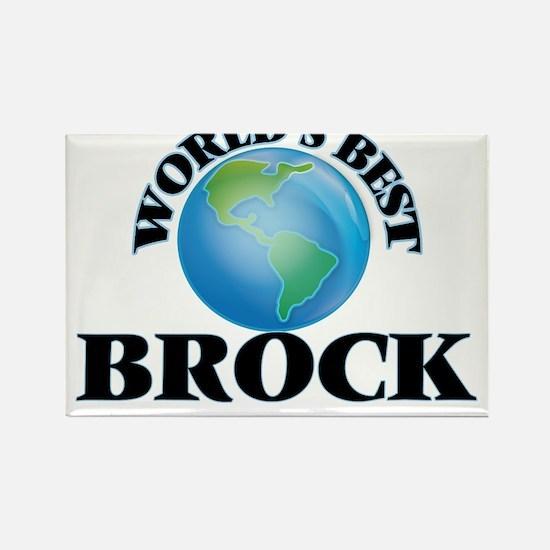 World's Best Brock Magnets