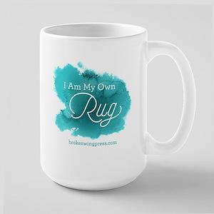 I Am My Own Rug Mugs
