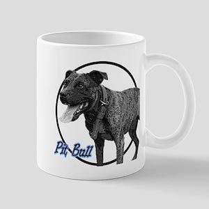 Brindle Bully Mug