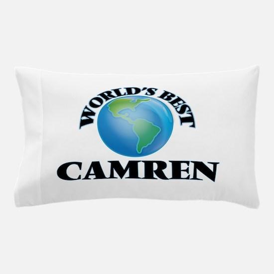 World's Best Camren Pillow Case