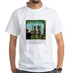 Life of Sacrifice White T-Shirt