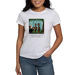 Life of Sacrifice Women's Classic White T-Shirt