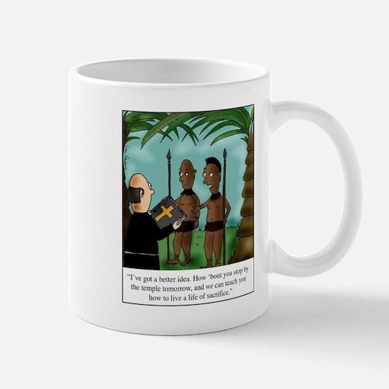 Life of Sacrifice Mug