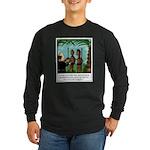 Life of Sacrifice Long Sleeve Dark T-Shirt