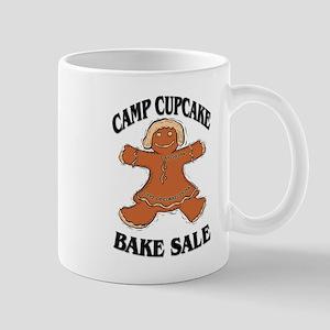 Camp Cupcake Bake Sale Mug