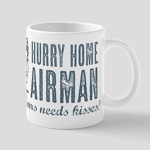 Hurry Home Airman 11 oz Ceramic Mug