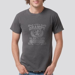 Funny Grampy Mens Comfort Colors Shirt