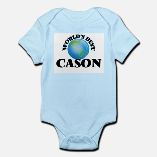 World's Best Cason Body Suit