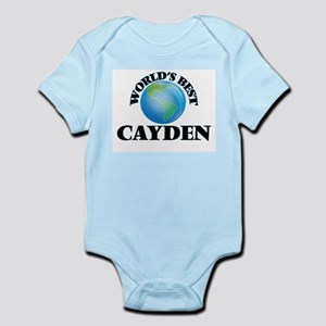 World's Best Cayden Body Suit