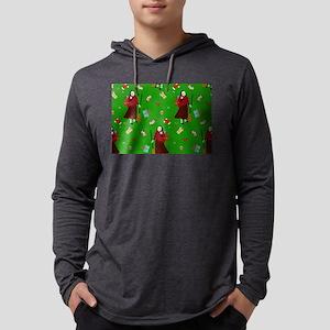 christmas Witch Befana Long Sleeve T-Shirt