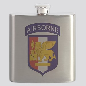 Southern European Task Force Flask
