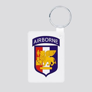 Southern European Task Force Keychains