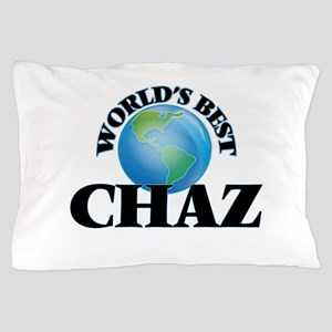 World's Best Chaz Pillow Case