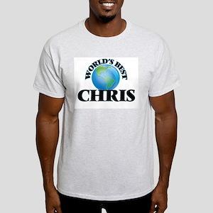 World's Best Chris T-Shirt