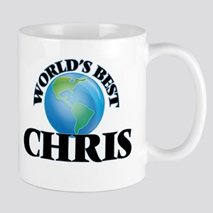 World's Best Chris Mugs