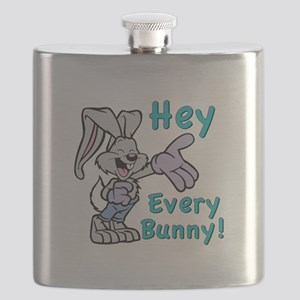 Hey Every Bunny Flask