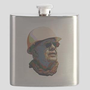 Carter Color Flask