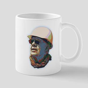 Carter Color 11 oz Ceramic Mug