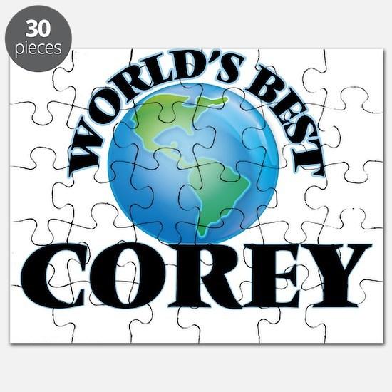 World's Best Corey Puzzle