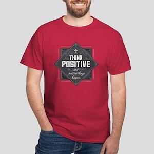 Think Positive Dark T-Shirt