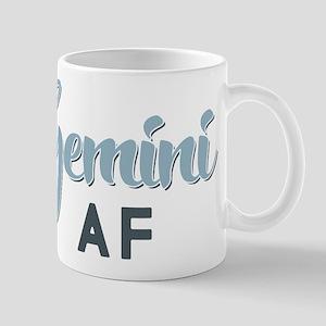 Gemini AF 11 oz Ceramic Mug