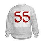 Hippie 55 Kids Sweatshirt