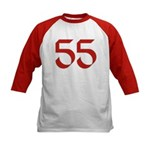 Hippie 55 Kids Baseball Jersey