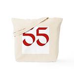 Hippie 55 Tote Bag