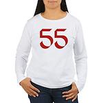 Hippie 55 Women's Long Sleeve T-Shirt