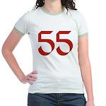 Hippie 55 Jr. Ringer T-Shirt