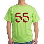 Hippie 55 Green T-Shirt