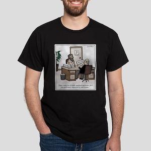Bum Resume Dark T-Shirt