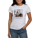 Bum Resume Women's Classic White T-Shirt
