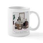 Bum Resume 11 oz Ceramic Mug