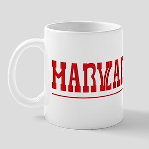 Maryland-Harvard Mug