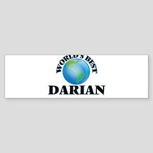 World's Best Darian Bumper Sticker