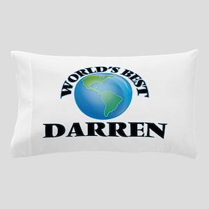 World's Best Darren Pillow Case