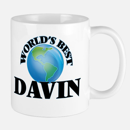 World's Best Davin Mugs