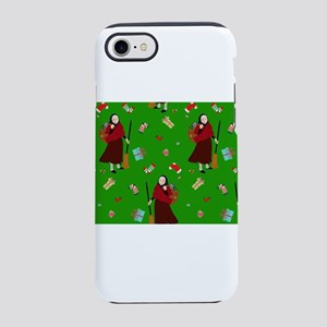 christmas Witch Befana iPhone 7 Tough Case