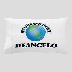 World's Best Deangelo Pillow Case
