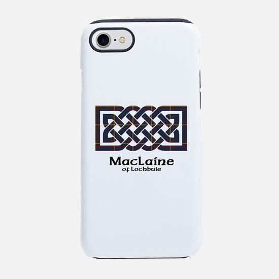 Knot-MacLaineLochbuie hunting iPhone 7 Tough Case