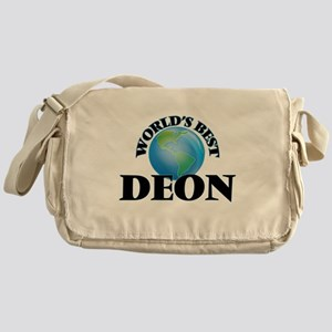 World's Best Deon Messenger Bag
