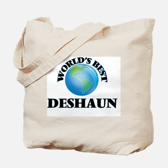 World's Best Deshaun Tote Bag
