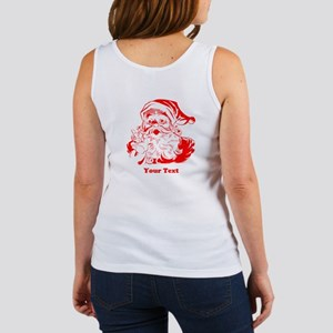 20cdc470811e0 Funny Christmas Messages Women s Tank Tops - CafePress
