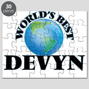 World's Best Devyn Puzzle
