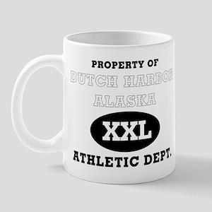 Dutch Harbor Athletic Dept. Mug