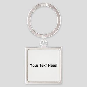 YourTextSticker Keychains