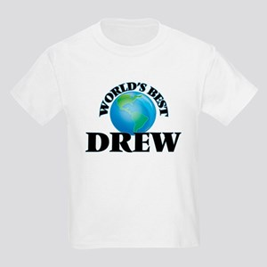 World's Best Drew T-Shirt