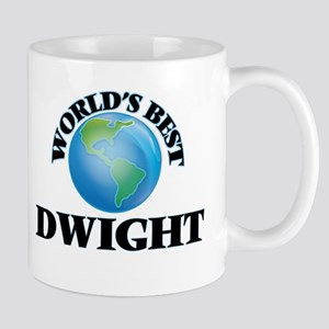 World's Best Dwight Mugs