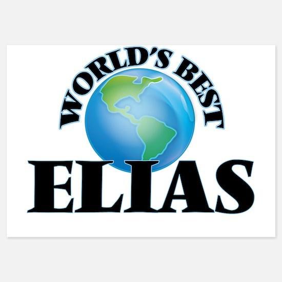 World's Best Elias Invitations